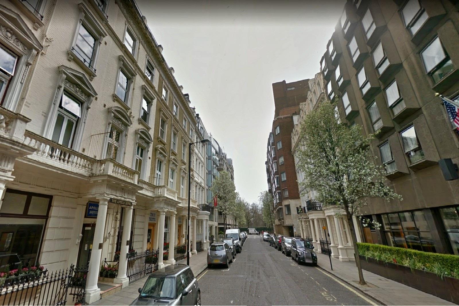 Queensborough Terrace 1