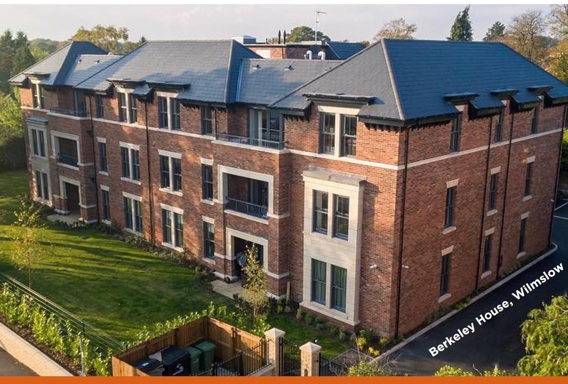 Berkeley House Wilmslow